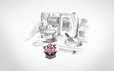 Free Stuff Friday: 16 Sets of Kitchen Organizing Labels