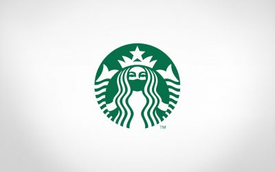 12 Famous Logos Redesigned, Coronavirus-Style