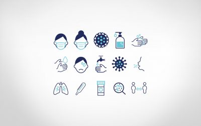 Download These Amazing COVID-19 Icons, Fully Editable